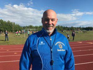 Steve Magestro - Club Sports Alaska