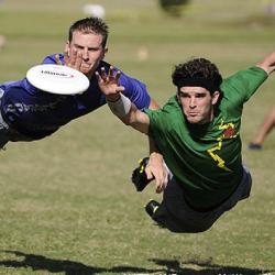Adult Ultimate Frisbee