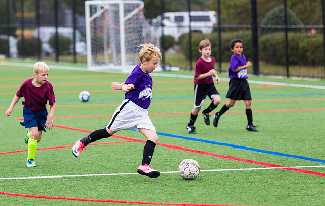 Summer Soccer Starts in May